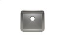 """Classic 003205 - undermount stainless steel Kitchen sink , 18"""" × 16"""" × 8"""" Product Image"""