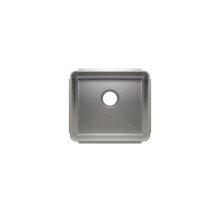 """Classic 003205 - undermount stainless steel Kitchen sink , 18"""" × 16"""" × 8"""""""