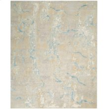 Christopher Guy Wool & Silk Collection Cgs01 Mediterranean Sand Rectangle Rug 6' X 9'