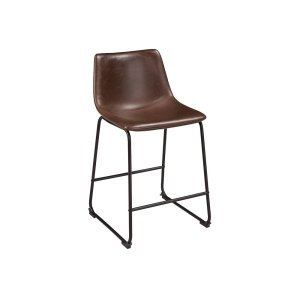 AshleySIGNATURE DESIGN BY ASHLEYUpholstered Barstool (2/CN)