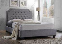 Light Gray 3pc. Queen Bed