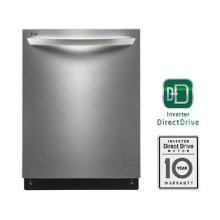 Top Control SteamDishwasher w/ EasyRack Plus