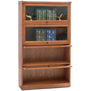 TENNESSEE ENTERPRISES4-Door Barrister Bookcase