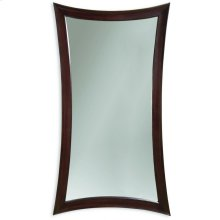 Hour Glass Leaner Mirror
