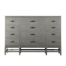 Resort - Tranquility Isle Dresser In Dolphin