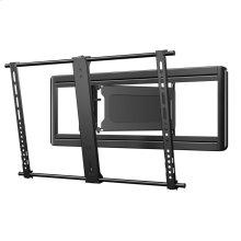 "Super Slim Full-Motion Mount For 40"" - 80"" flat-panel TVs up 125 lbs."