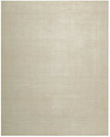 Christopher Guy Mohair Collection Cgm01 Ivoire Rectangle Rug 8' X 10'