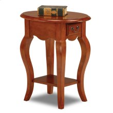 French Oval Table #9043-BR