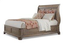 Gunnison Storage Sleigh Bed