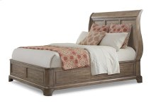 Gunnison Storage Sleigh Bed