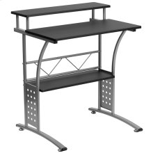 Clifton Black Computer Desk