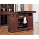 Traditional Cherry Bar Unit Product Image