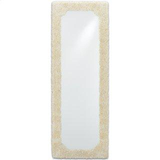 Leena Wall Mirror, Slim - 53h x 19w x 1.25d