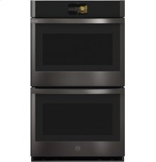 """GE Profile™ Series 30"""" Built-In Convection Double Wall Oven"""