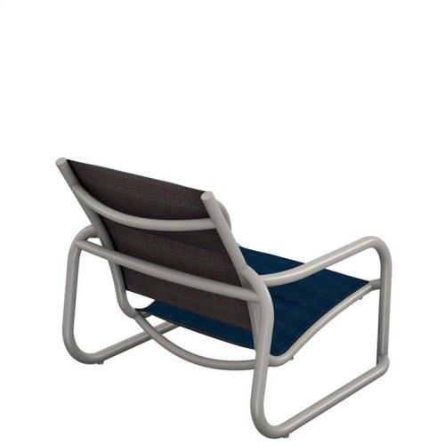 La Scala Padded Sling Sand Chair