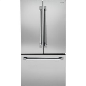 MonogramMONOGRAMMonogram ENERGY STAR(R) 23.1 Cu. Ft. Counter-Depth French-Door Refrigerator