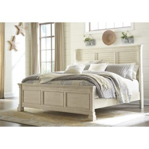 Ashley Furniture Queen Louvered Headboard