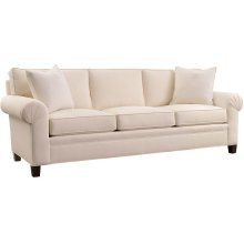 Three Cushion Sofa 7000 Series Selectionals Upholstery