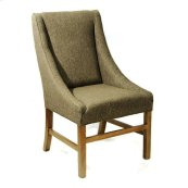 Leo Linen Arm Chair