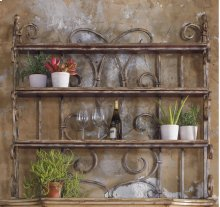 Wakefield Metal Hutch