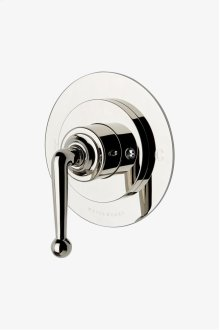 Dash Pressure Balance Control Valve Trim with Metal Lever Handle STYLE: DSPB10
