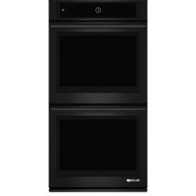 """Jenn-Air® 27"""" Double Wall Oven with MultiMode® Convection System, Black"""