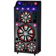 Speaker Built-in Amplifier Bluetooth