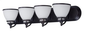 Novus 4-Light Bath Vanity