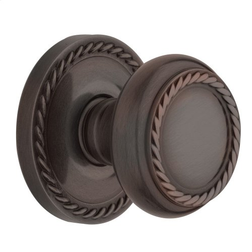 Venetian Bronze 5064 Estate Knob