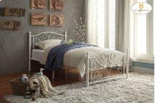 Twin Metal Platform Bed