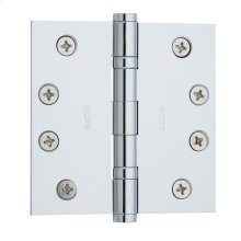 Polished Chrome Ball Bearing Hinge