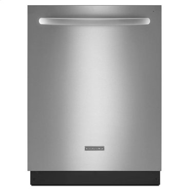24'' 6-Cycle/5-Option Dishwasher, Architect® Series II - Stainless Steel