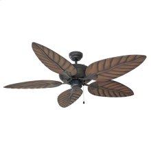 "Martinique Indoor/Outdoor Ceiling Fan 52"", Oil Rubbed Bronze #154104"