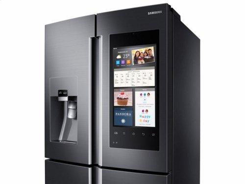 RED HOT BUY- BE HAPPY! 28 cu. ft. Capacity 4-Door Flex Refrigerator with Family Hub