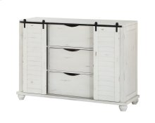 Emerald Home Abaco Buffet-country White