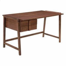 Graham Desk Walnut