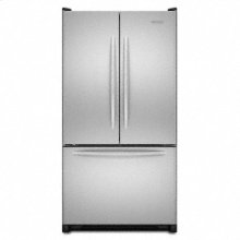 French Door Counter-Depth 19.7 Cu. Ft. 35 5/8 in. Width Architect® Series II(Stainless Steel)