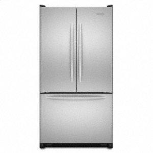 KitchenAidFrench Door Counter-Depth 19.7 Cu. Ft. 35 5/8 in. Width Architect® Series II(Stainless Steel)