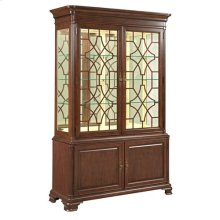Hadleigh China Cabinet - Complete