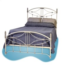 Monarch Iron Bed - #145
