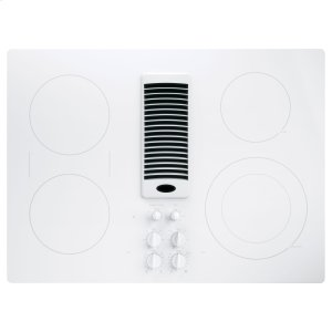 "GE Profile30"" Downdraft Electric Cooktop"