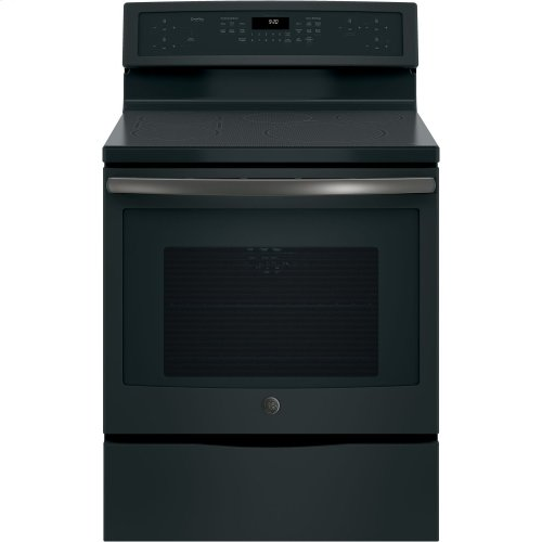 """GE Profile™ 30"""" Smart Free-Standing Convection Range with Induction"""