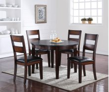 "Rockport 48"" Reg Ht Round Table"