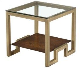 Avenue Square Lamp Table