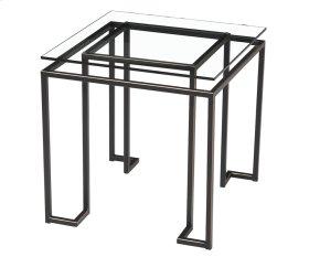 Aurora Square Lamp Table