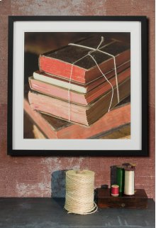 Framed Artist Edition Print, Square