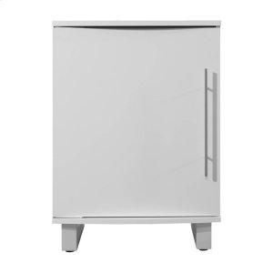 Classic FlameEnterprise Freestanding Beverage Cabinet