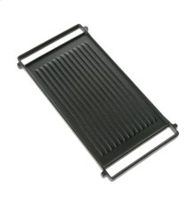 Gas Range Reversible Grill/Griddle