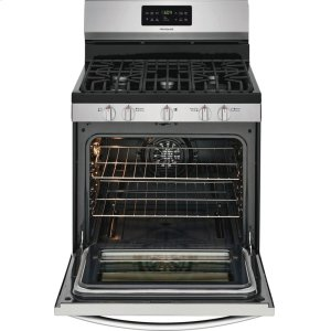 Gallery 30'' Gas Range - STAINLESS STEEL
