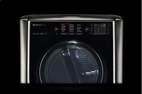LG SIGNATURE 9.0 Mega Capacity TurboSteam Electric Dryer